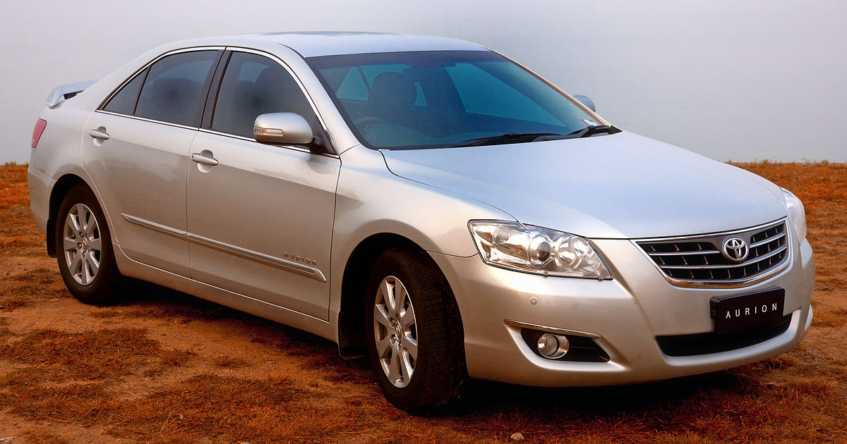 Toyota aurion photo - 2
