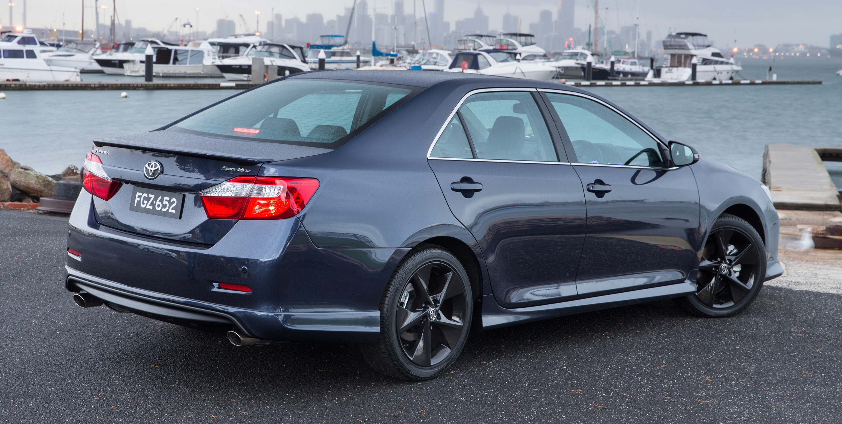 Toyota aurion photo - 6