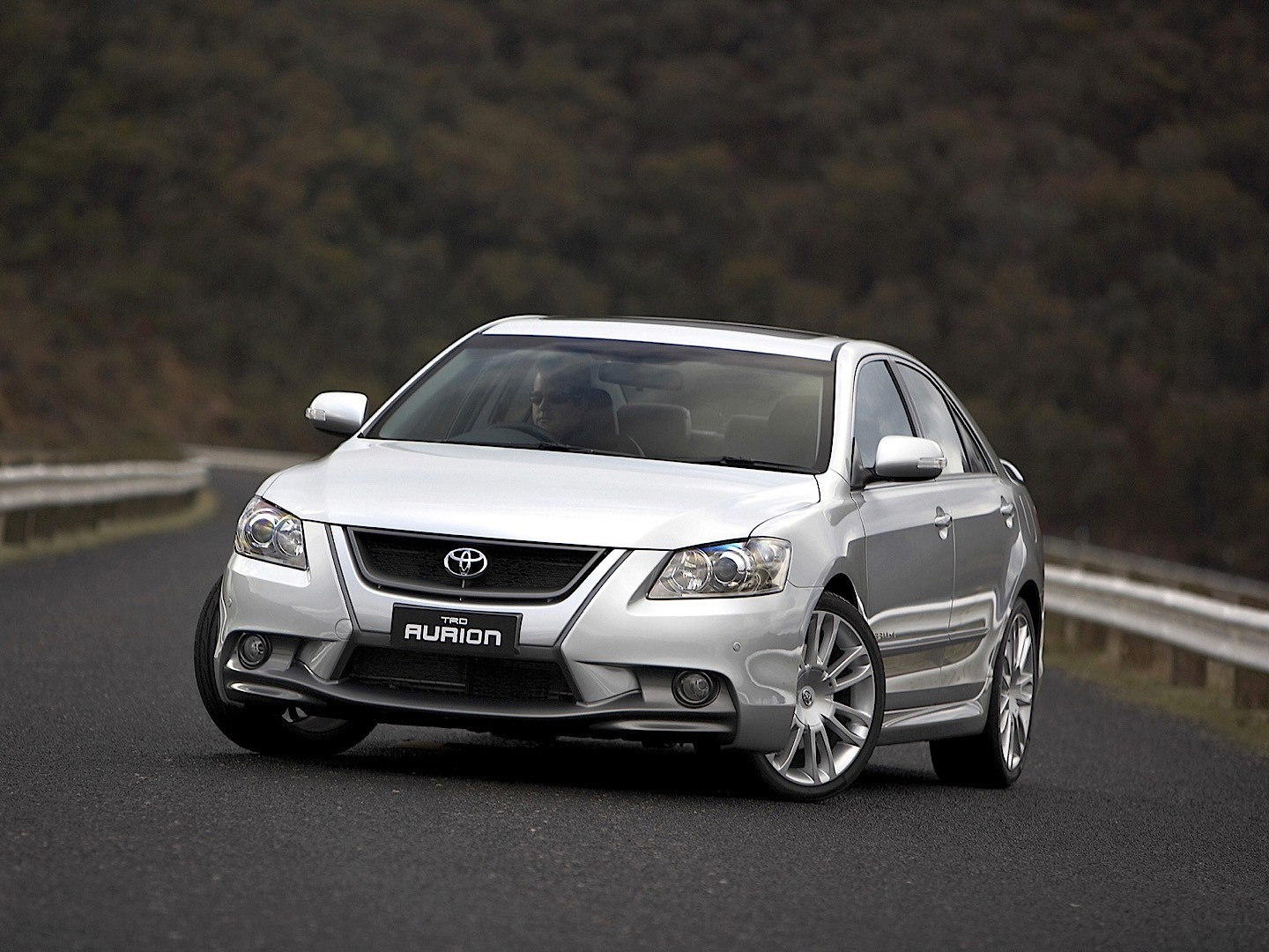 Toyota aurion photo - 7