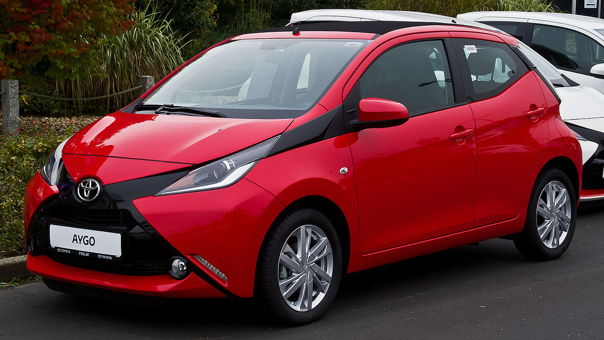 Toyota aygo photo - 1