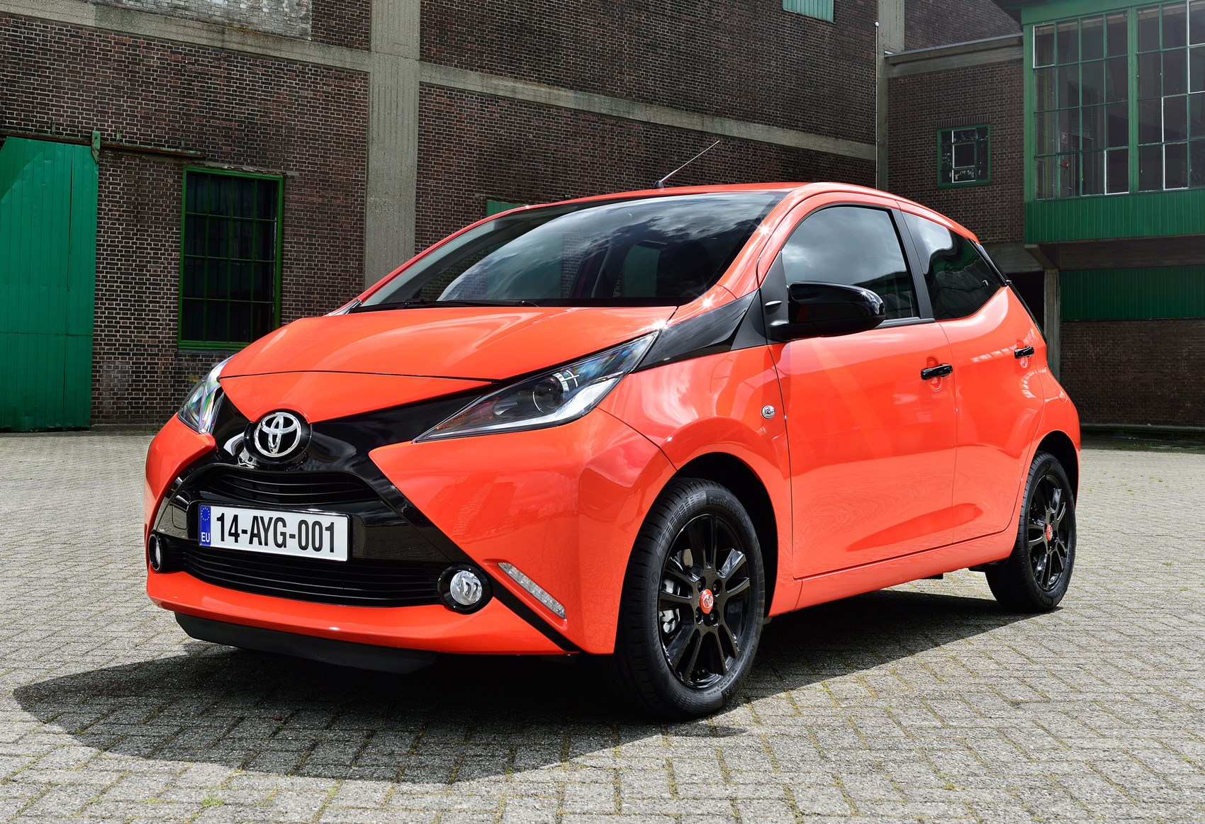 Toyota aygo photo - 4