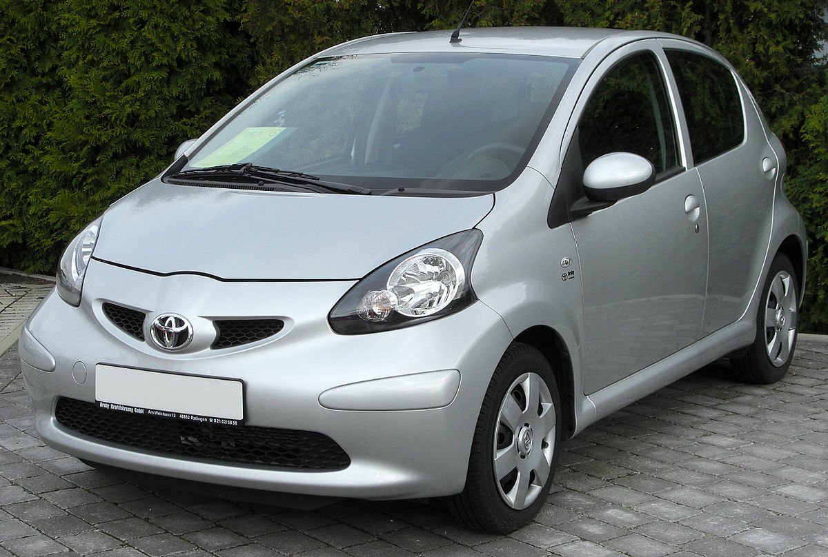Toyota aygo photo - 7