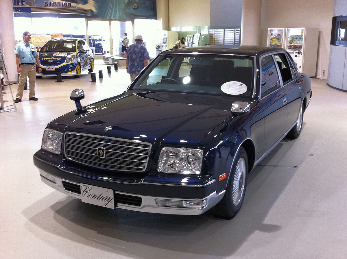 Toyota century photo - 10