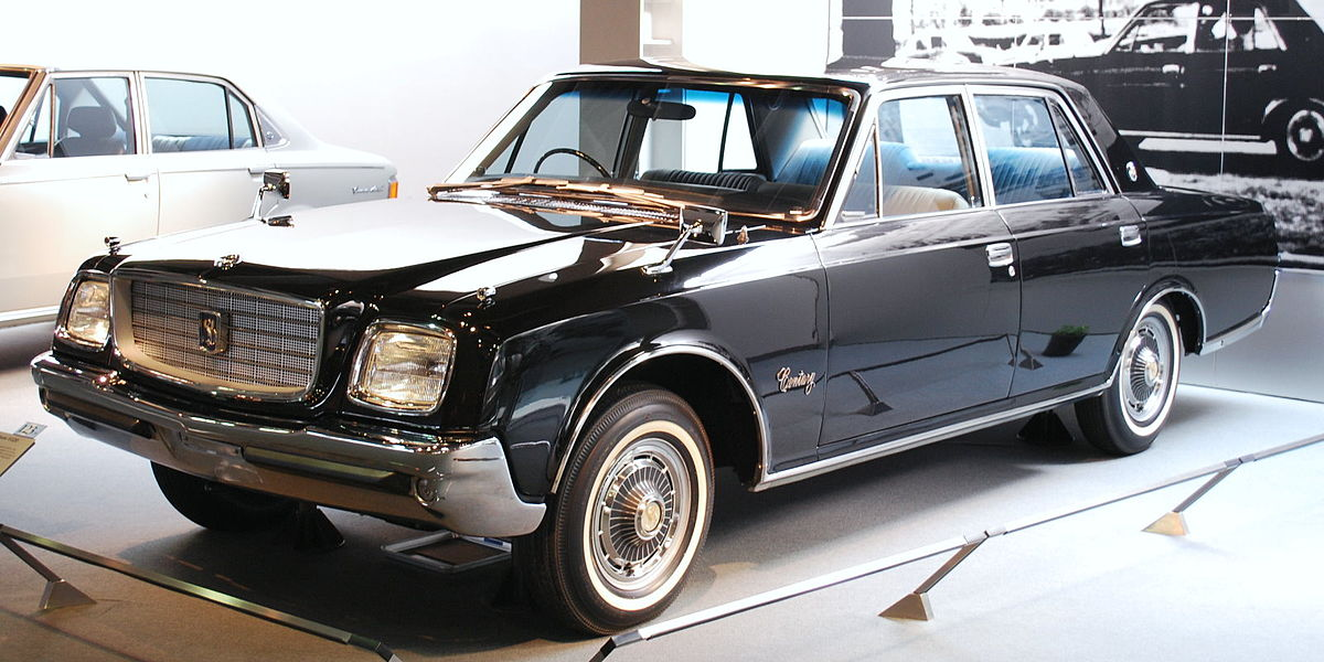 Toyota century photo - 5