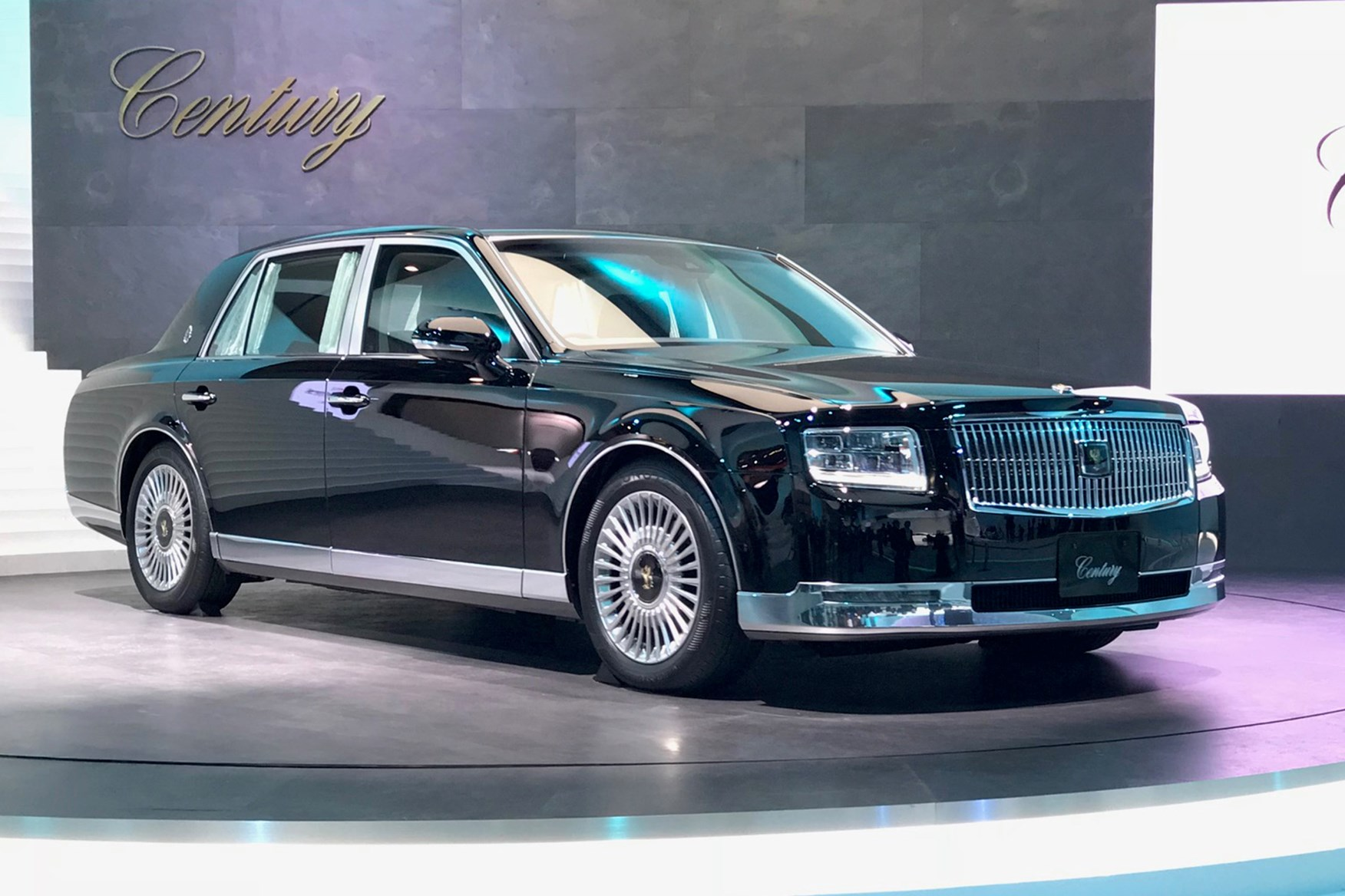 Toyota century photo - 6