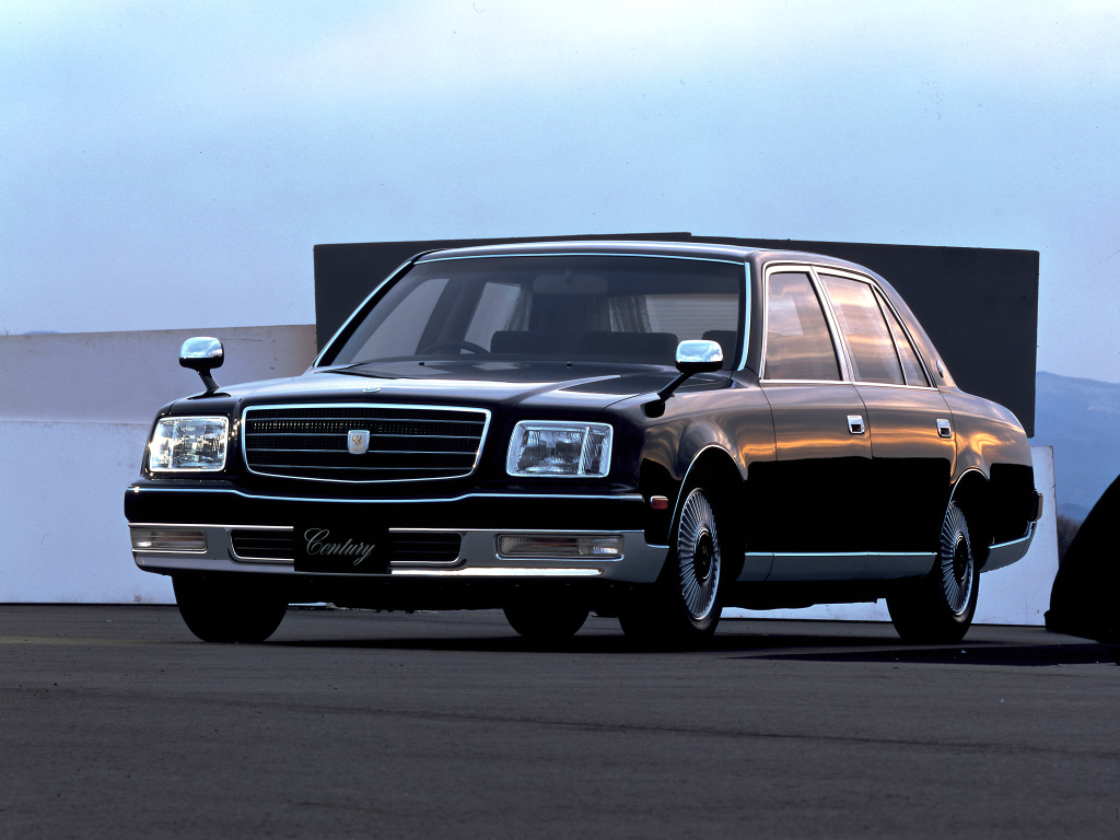 Toyota century photo - 8