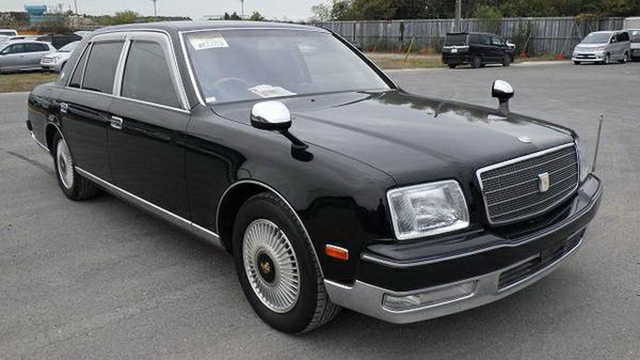 Toyota century photo - 9