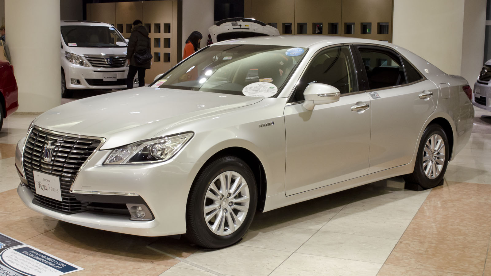 Toyota crown photo - 10