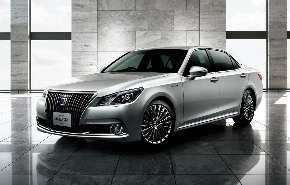 Toyota crown photo - 2