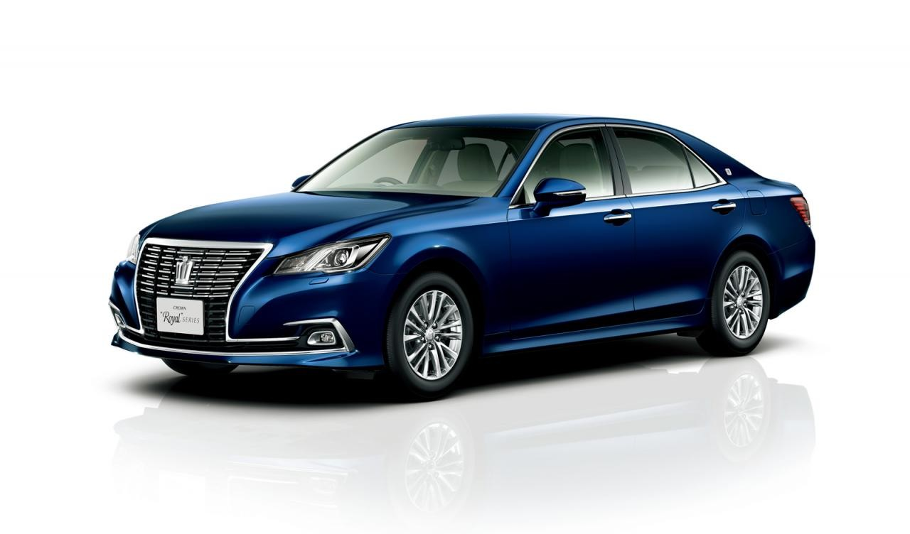 Toyota crown photo - 4