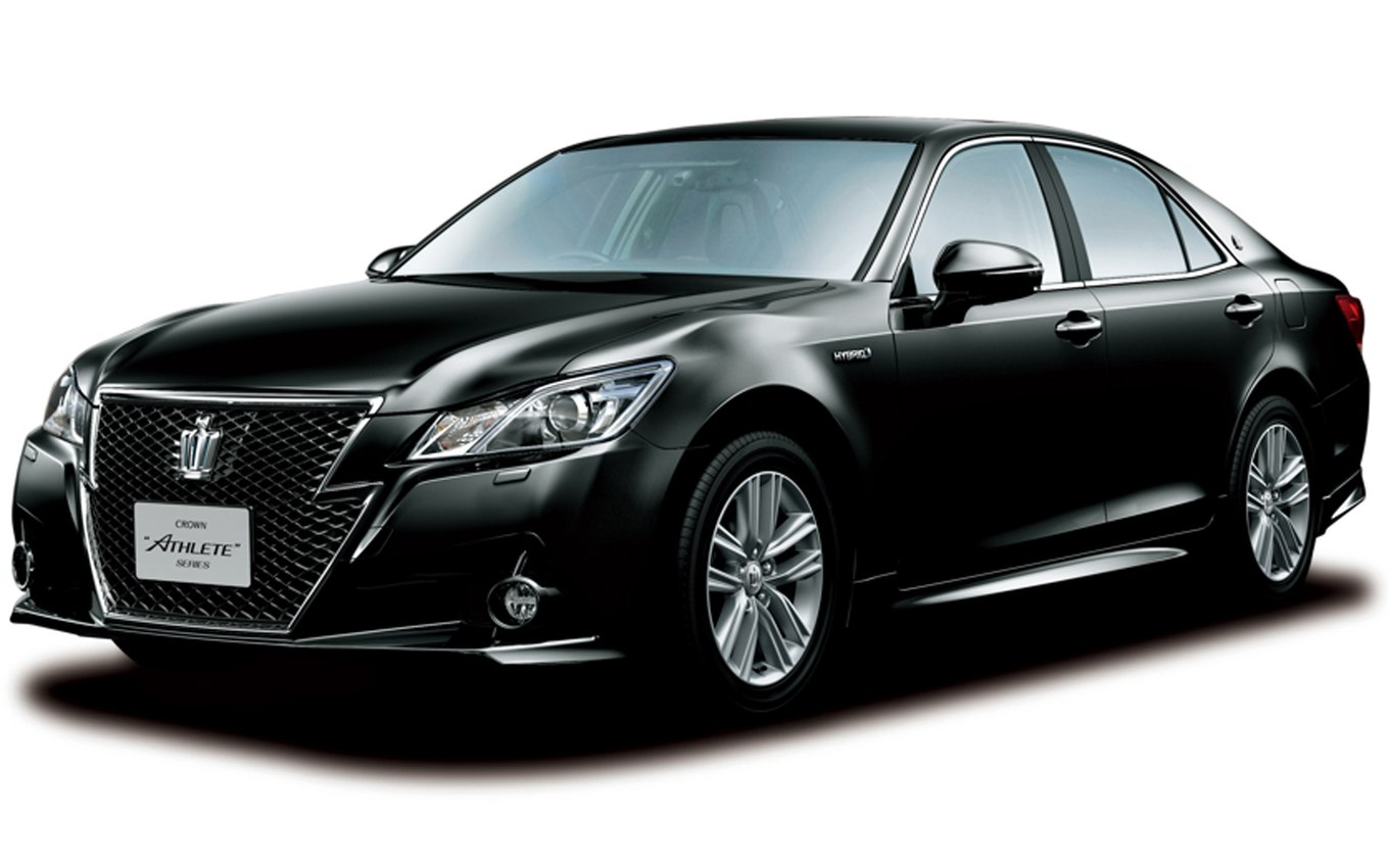 Toyota crown photo - 6