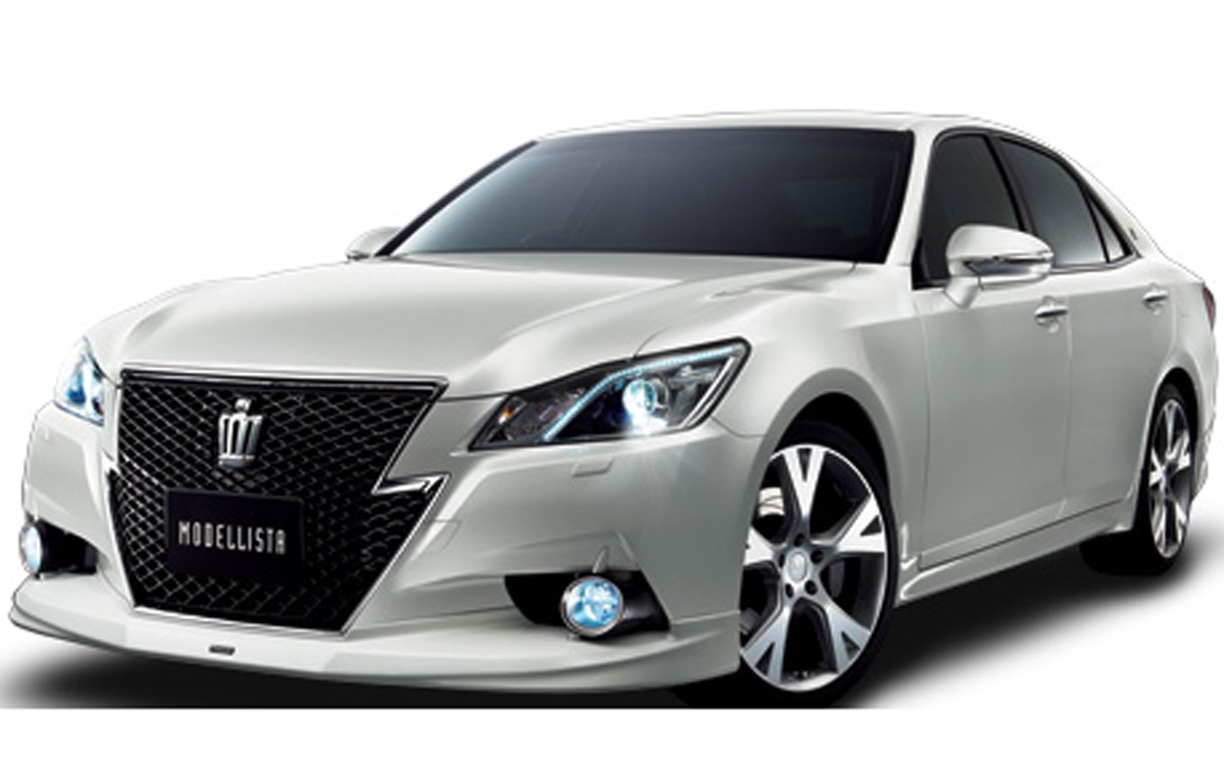 Toyota crown photo - 9