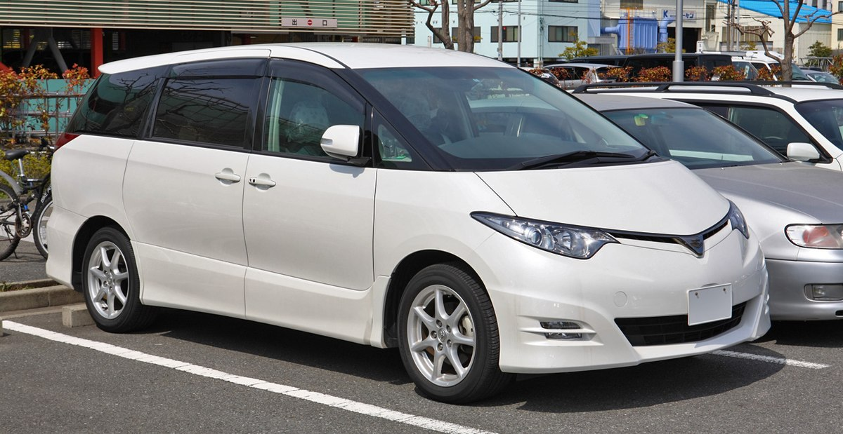 Toyota estima photo - 2