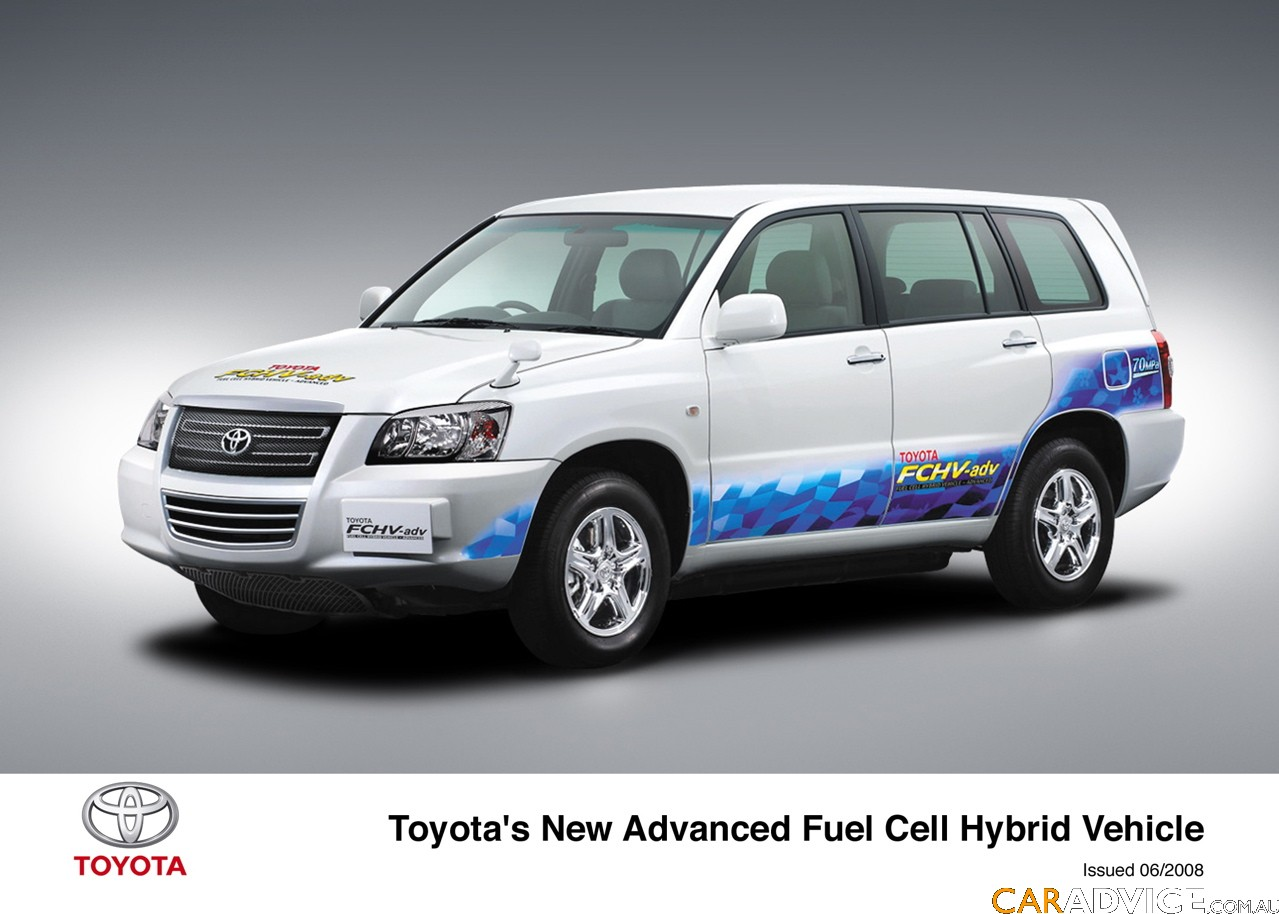 Toyota fchv-adv photo - 1