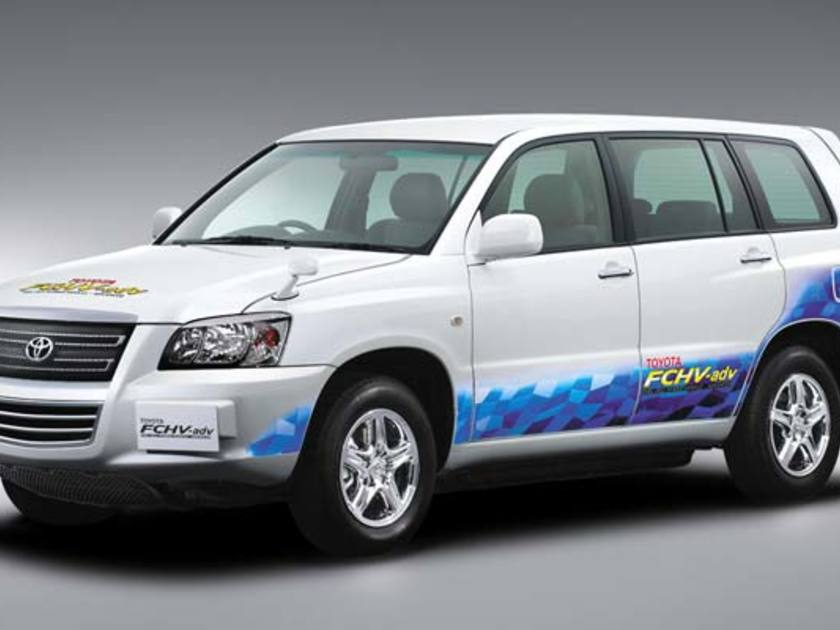 Toyota fchv-adv photo - 7