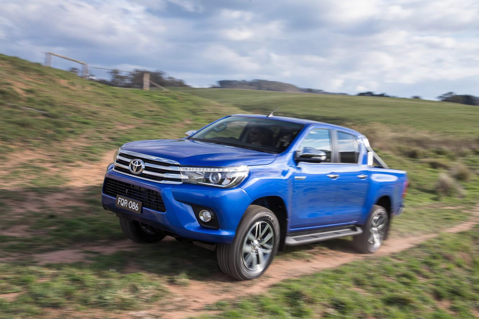 Toyota hilux photo - 9