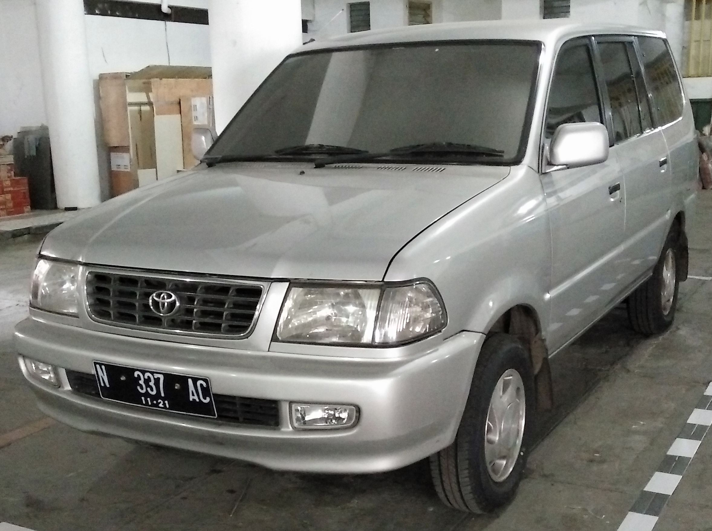 Toyota kijang photo - 1