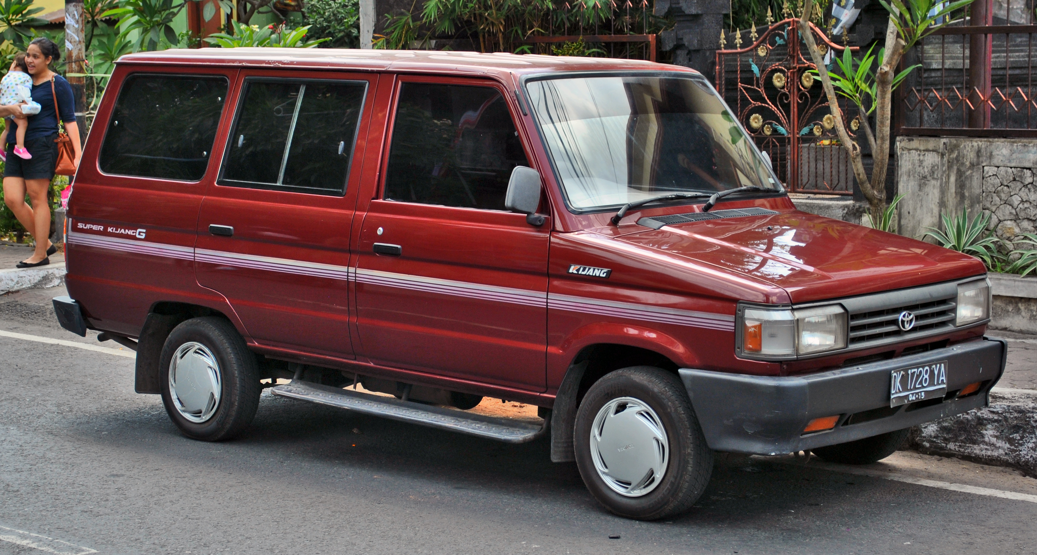 Toyota kijang photo - 4