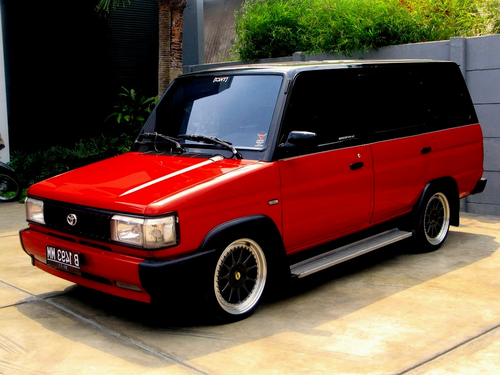 Toyota kijang photo - 5