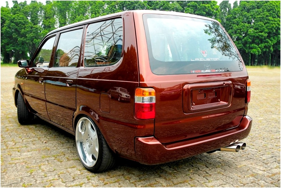 Toyota kijang photo - 8