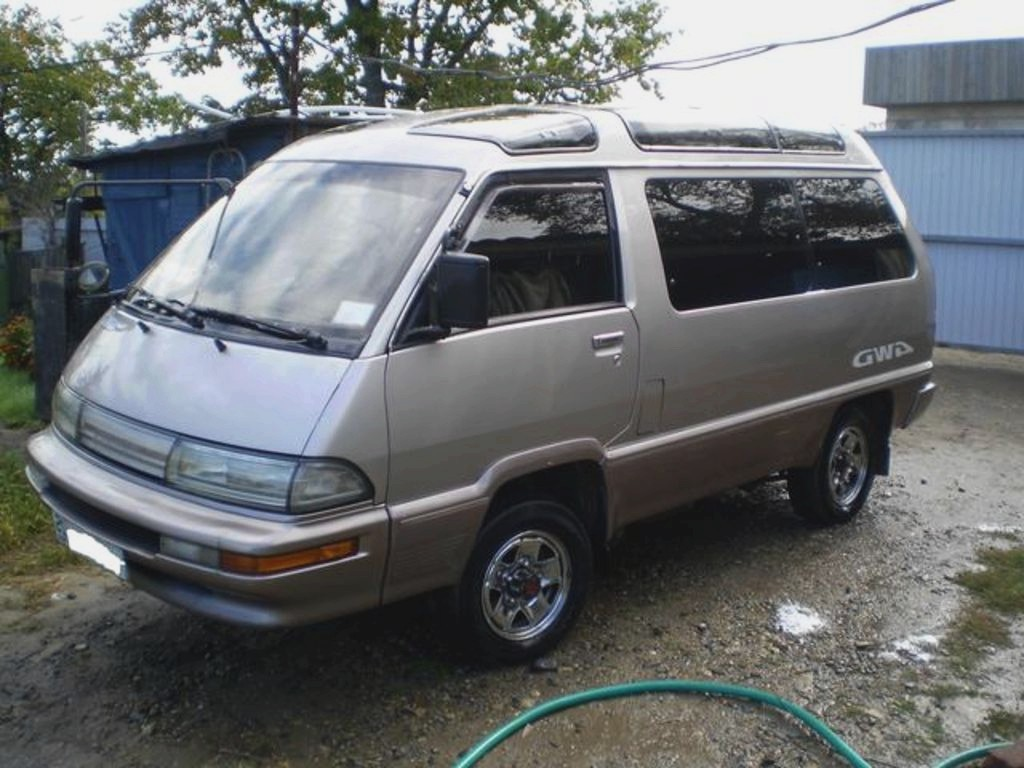 Toyota master photo - 8