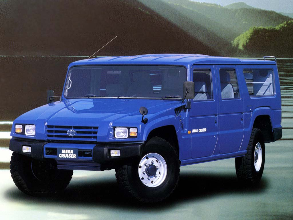 Toyota megacruiser photo - 2