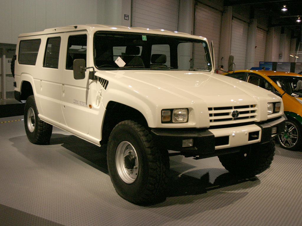 Toyota megacruiser photo - 5