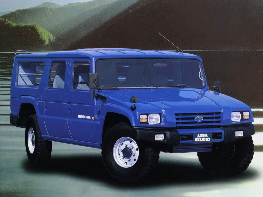 Toyota megacruiser photo - 6