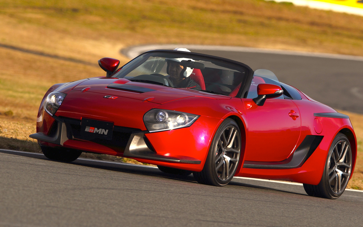 Toyota mr-s photo - 7