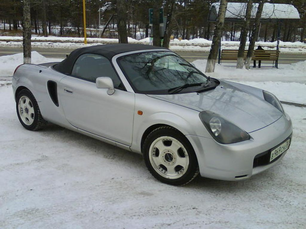 Toyota mr-s photo - 8