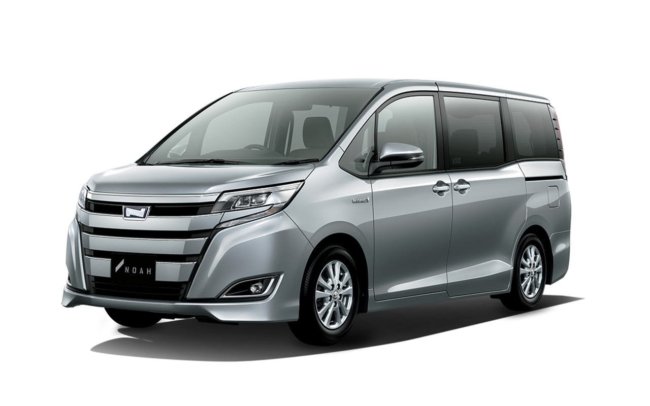 Toyota noah photo - 10
