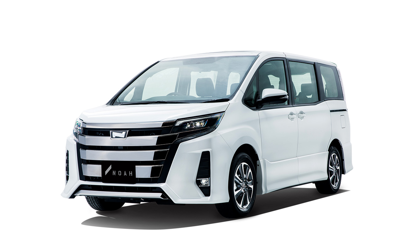 Toyota noah photo - 7