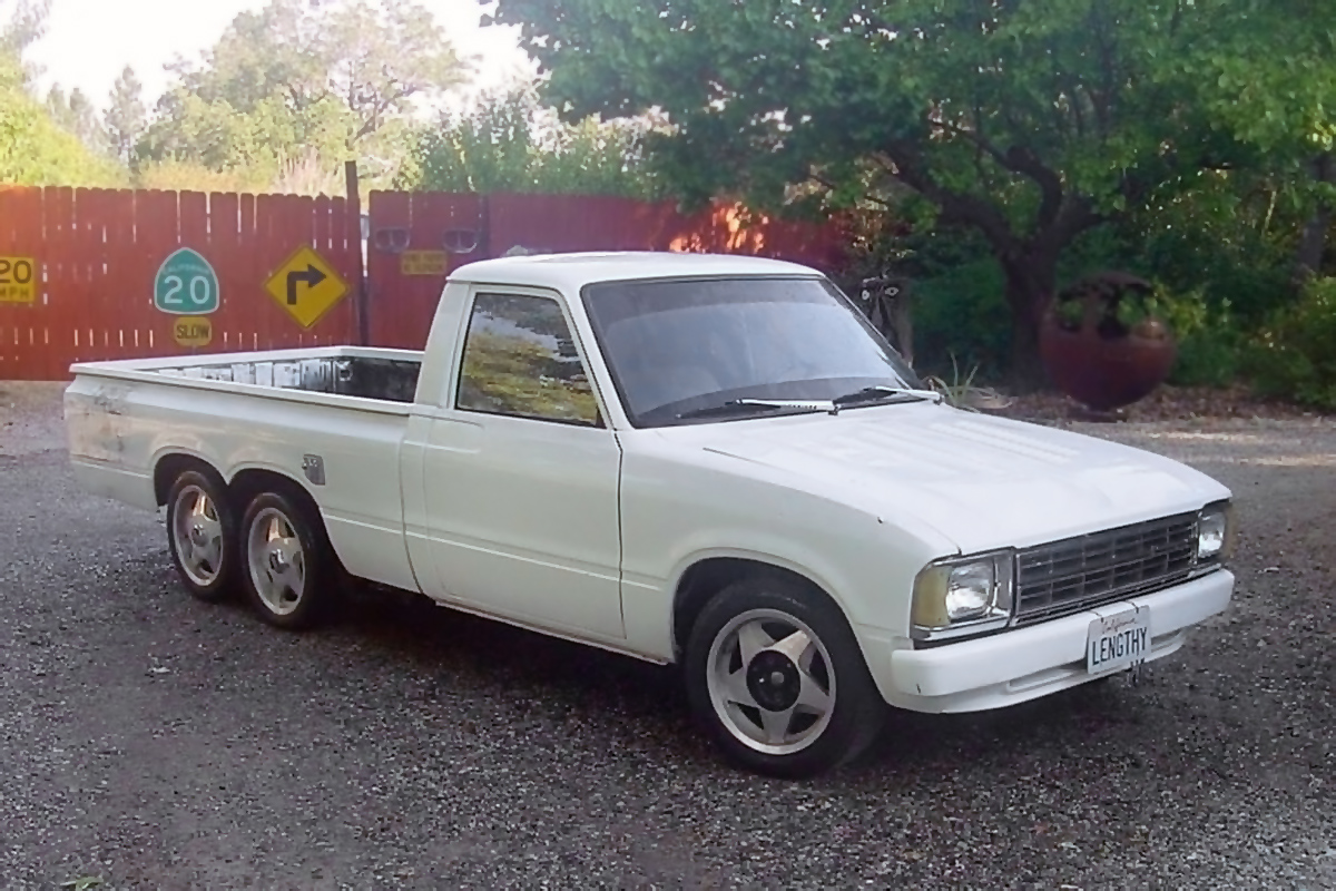 Toyota pickup photo - 1
