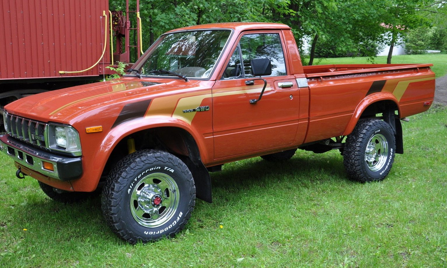 Toyota pickup photo - 5