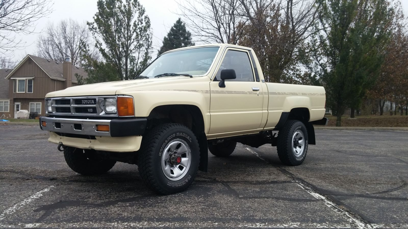 Toyota pickup photo - 8