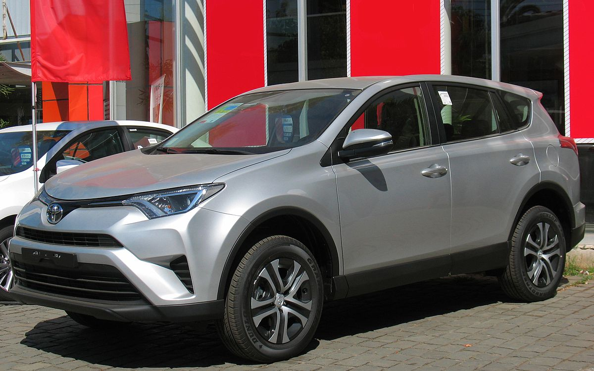 Toyota rav4 photo - 6