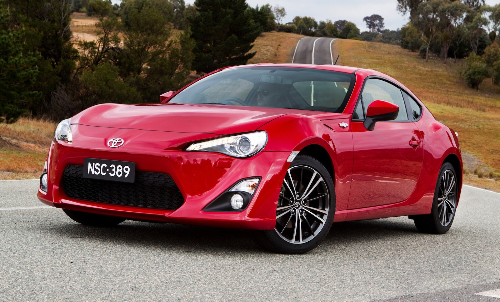 Toyota sport photo - 10
