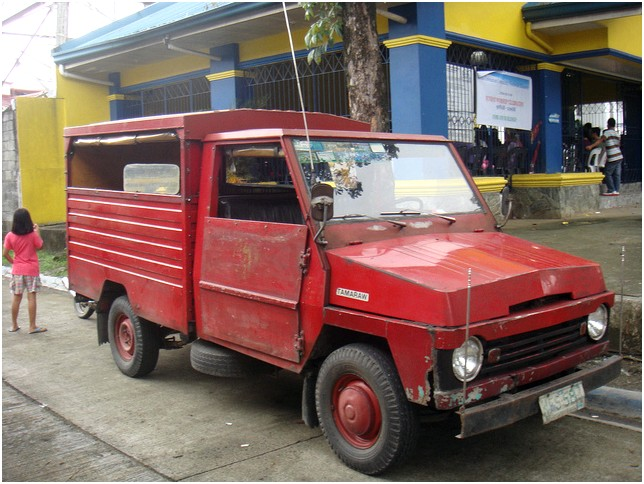 Toyota tamaraw photo - 8