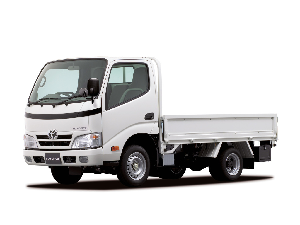 Toyota toyoace photo - 3
