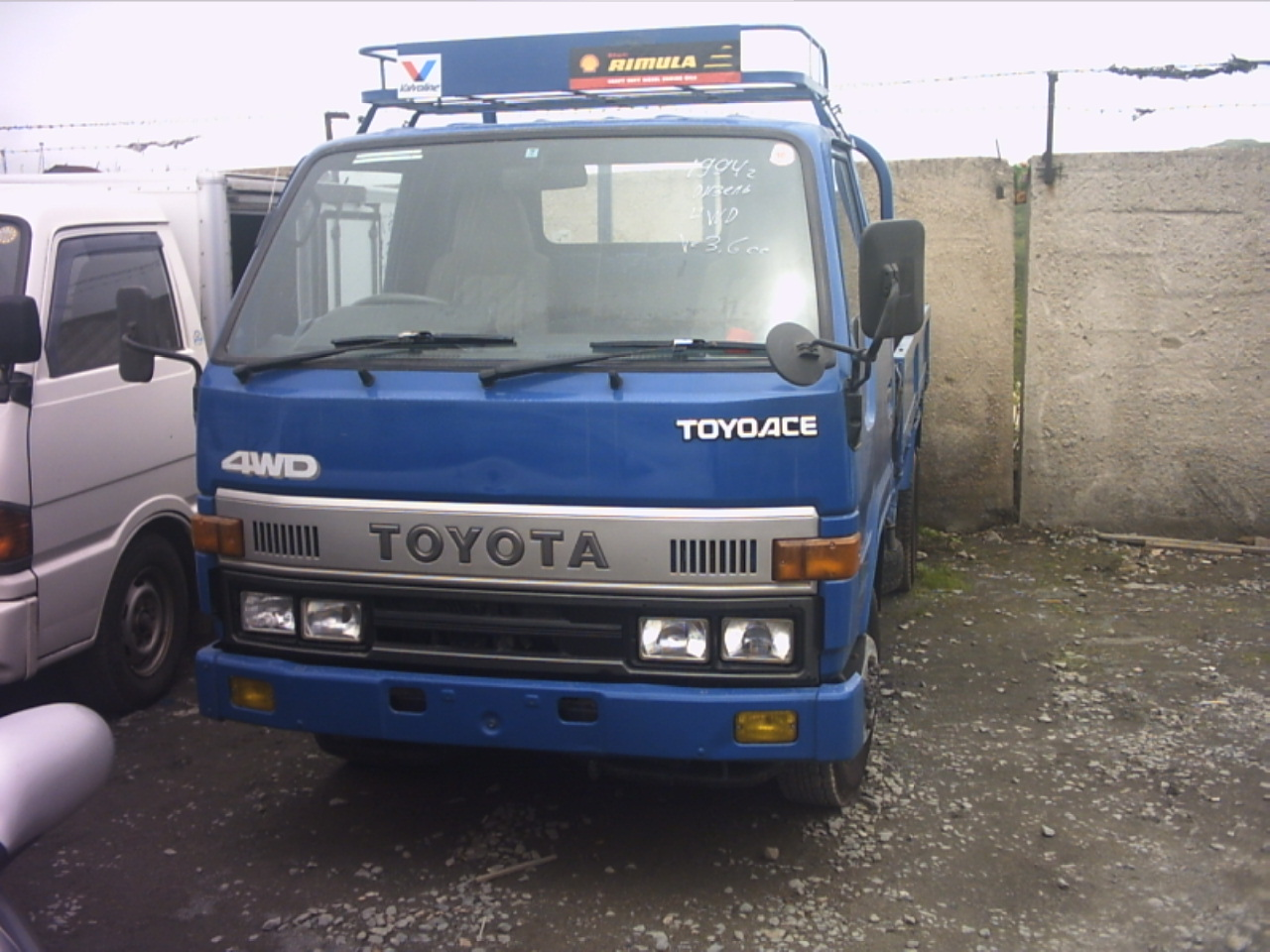 Toyota toyoace photo - 6