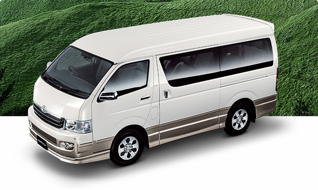 Toyota ventury photo - 2