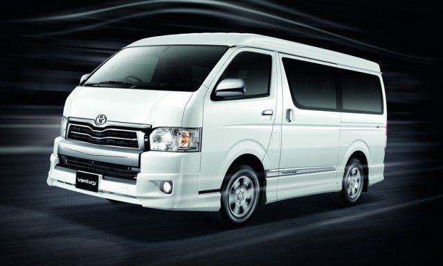 Toyota ventury photo - 5