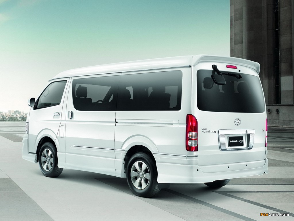 Toyota ventury photo - 6