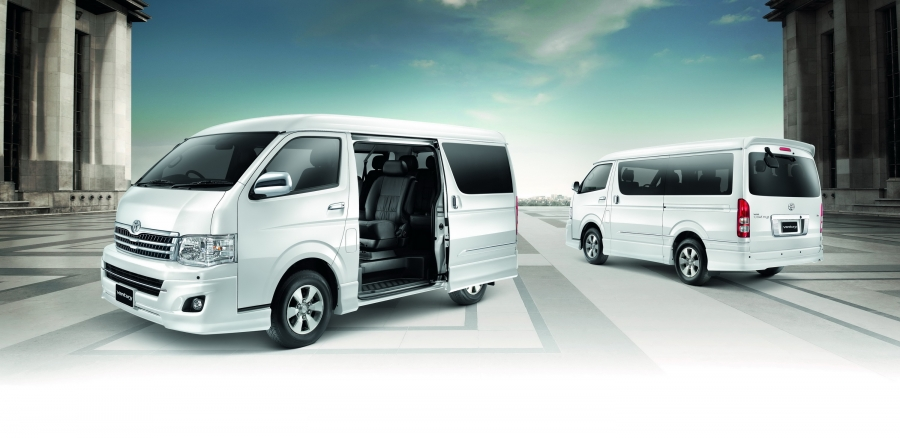 Toyota ventury photo - 7