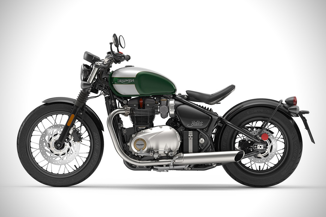 Triumph bonneville photo - 1