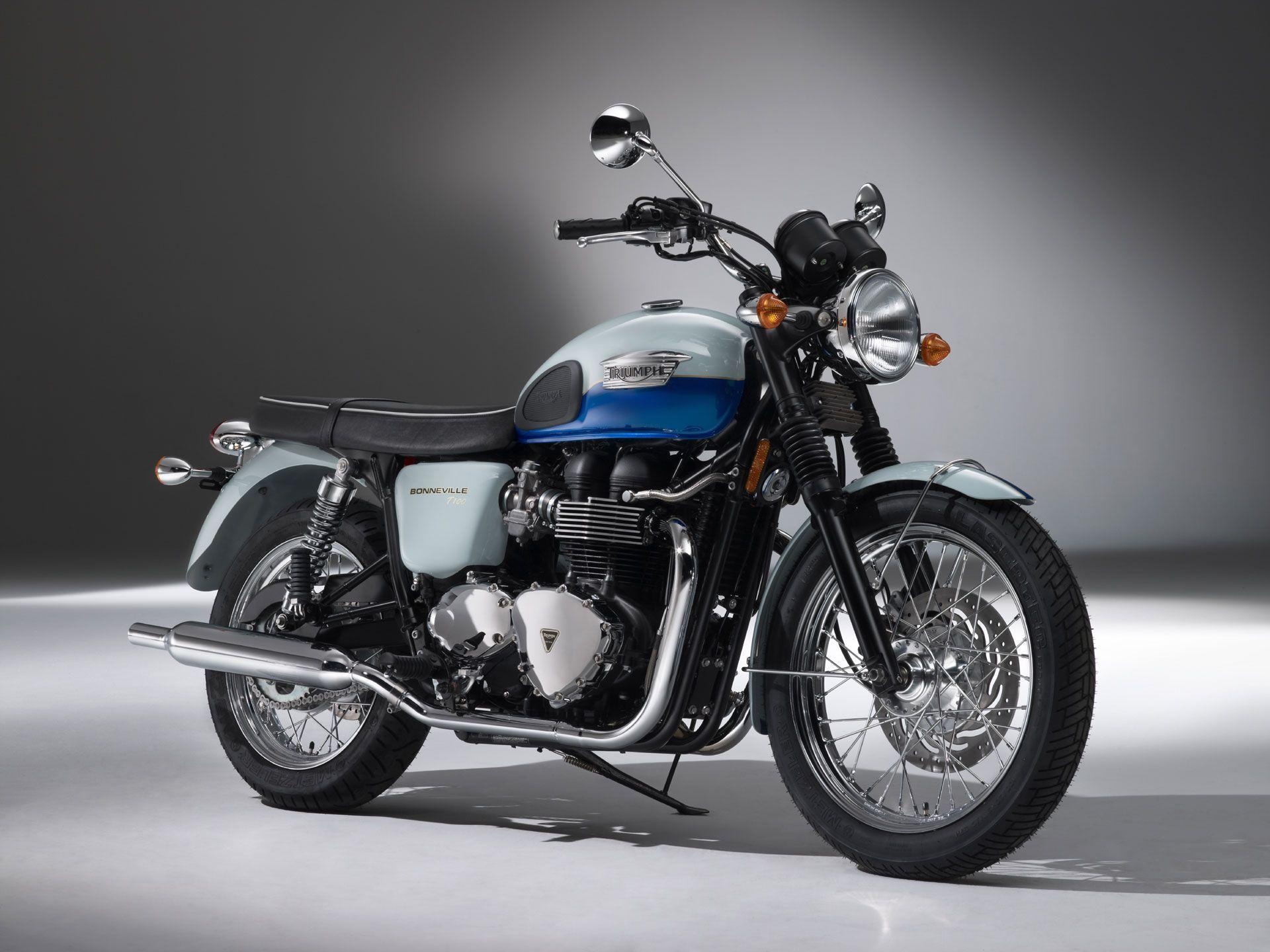 Triumph bonneville photo - 10