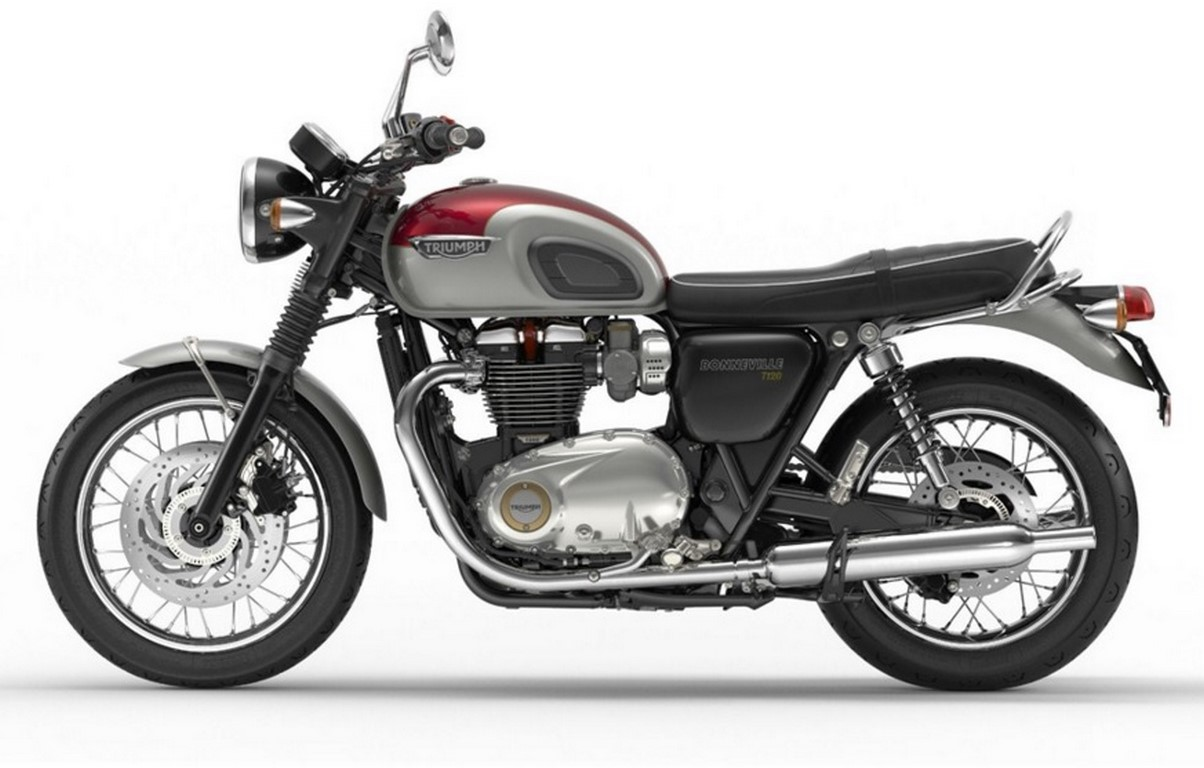 Triumph bonneville photo - 2