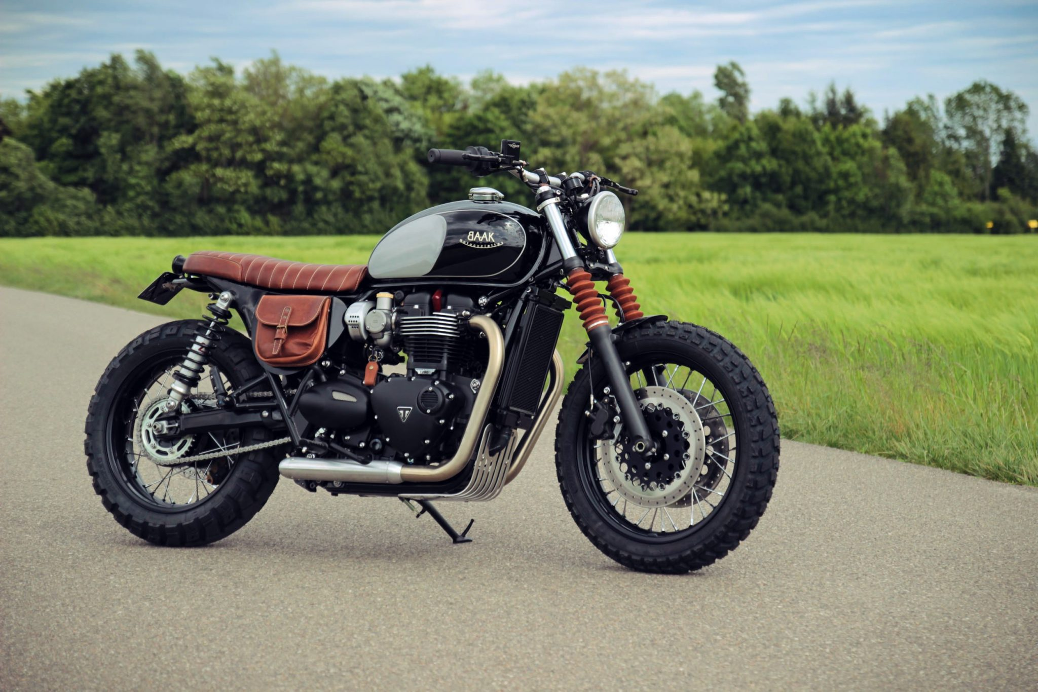Triumph bonneville photo - 4