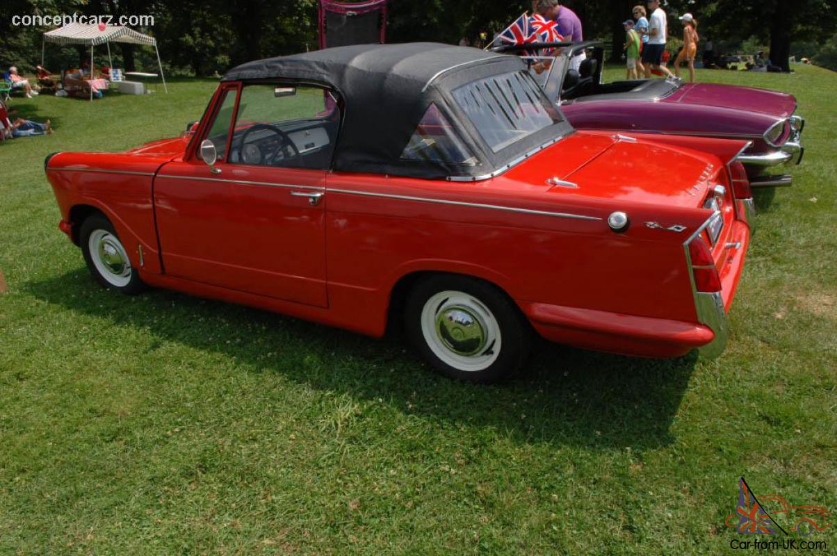 Triumph herald photo - 10