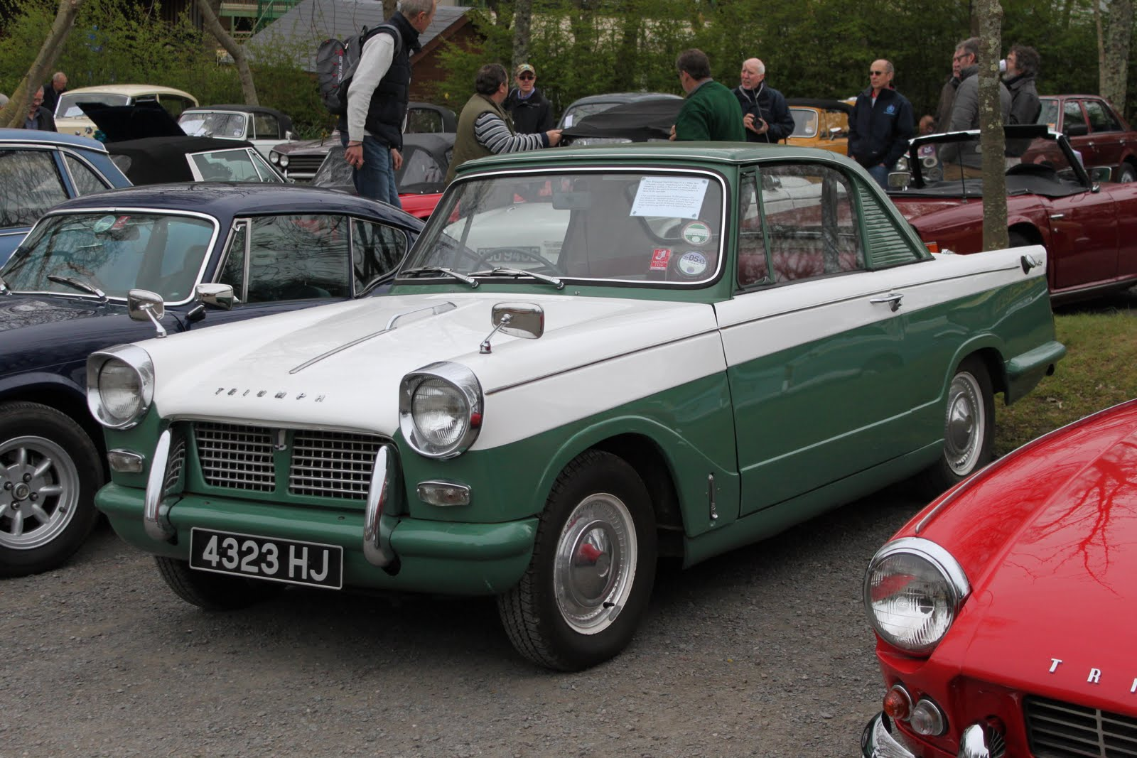 Triumph herald photo - 8